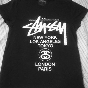Stussy Women t-shirt